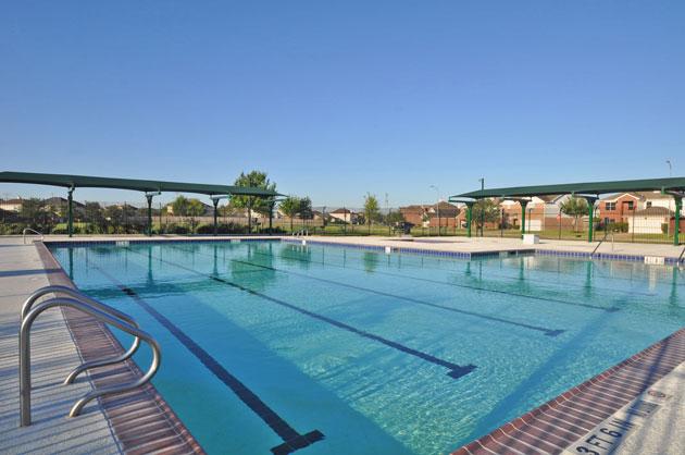 Westgreen Park HOA pool